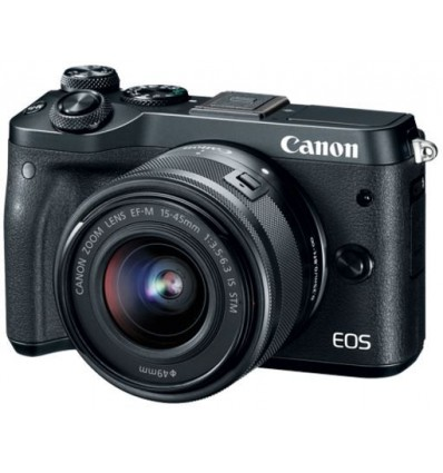 Canon EOS M6 + 15-45 IS