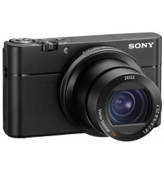 Sony RX100 Mark V + mini stativ