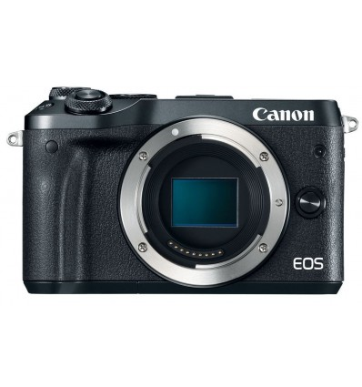 Canon EOS M6 (body) + EF adapter