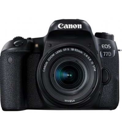 Canon EOS 77D + 18-55 IS STM  + 50 f/1,8 STM