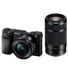 Sony Alpha A6000 + SEL 16-50 + 55-210 (KIT)