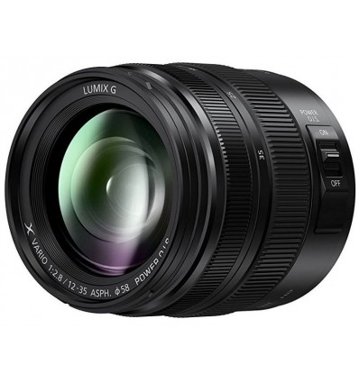 Panasonic G X Vario 12-35/2.8 II Power O.I.S.