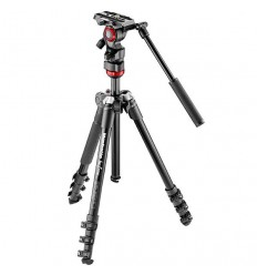 Manfrotto BeFree Live TWT (s fluid glavo)