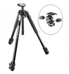 Manfrotto stativ 190XPRO3 + 3way head