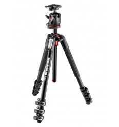 Manfrotto stativ 190XPRO4 + BHQ2