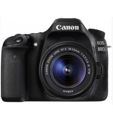 Canon EOS 80D + 18-55 IS (KIT)