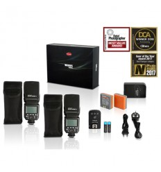 Hahnel flash Modus 600RT Pro KIT (Nikon)