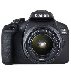 Canon EOS 2000D + 18-55 IS (KIT)