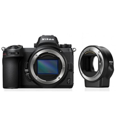 Nikon Z7 + adapter za bajonet FTZ (KIT)