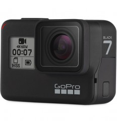 GoPro Hero7 Black + kleščno držalo Mobile Catch