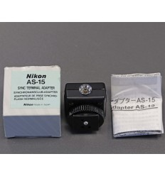 Nikon AS-15 hot-shoe adapter (Demo)