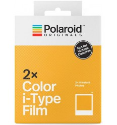 Polaroid film Originals iType Color (dvojno pakiranje)