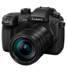 Panasonic Lumix GH5 + Leica 12-60/2,8-4 (KIT)