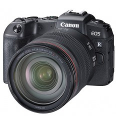 Canon EOS RP + RF 24-105/4 (KIT) + adapter EF-EOS R