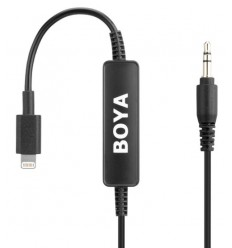 Boya kabel 3,5mm - Lightning