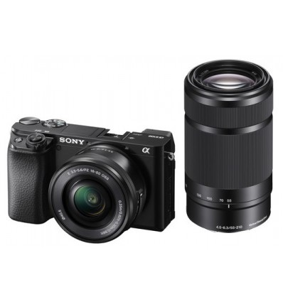 Sony A6100 + E PZ 16-50 OSS (KIT)