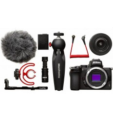 Nikon Z50 + DX 16-50 VR (Vlogger KIT)