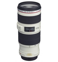 Canon objektiv EF 70-200 mm F/4 L IS USM