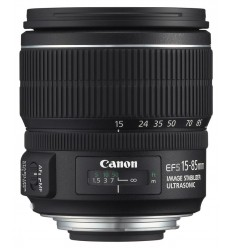 Canon objektiv EF-S 15-85 mm f/3,5-5,6 IS USM