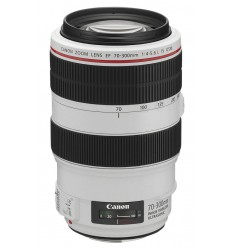 Canon objektiv EF 70-300 mm f/4-5.6L IS USM + Lenspen