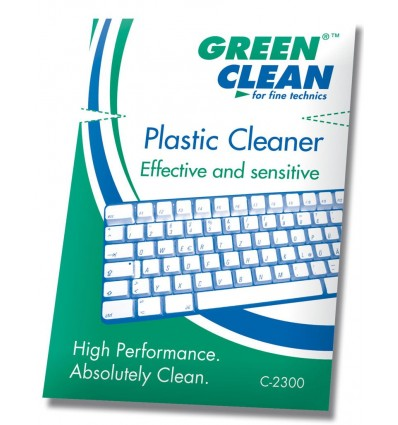 Green Clean Plastic Cleaner, 5 kom
