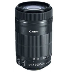 Canon objektiv EF-S 55-250 F/4.5-5.6 IS STM