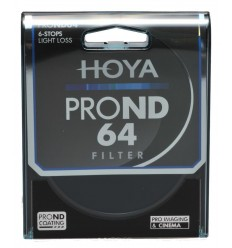 Hoya filter 77mm PRO ND 64x