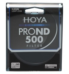 Hoya filter 67mm PRO ND 500x