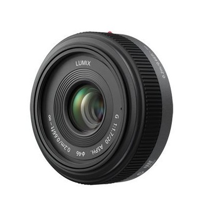 Panasonic Lumix G 20 mm f/1,7