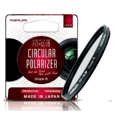 Marumi filter 49 mm - Slim C-PL