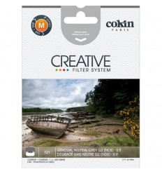 Cokin P Gradient Neutral Grey G2 (ND8) 121