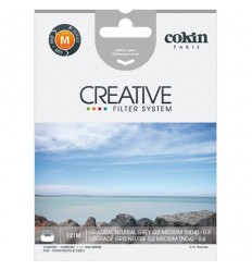 Cokin Grad. Neutral Grey G2 Medium (ND4) 121M