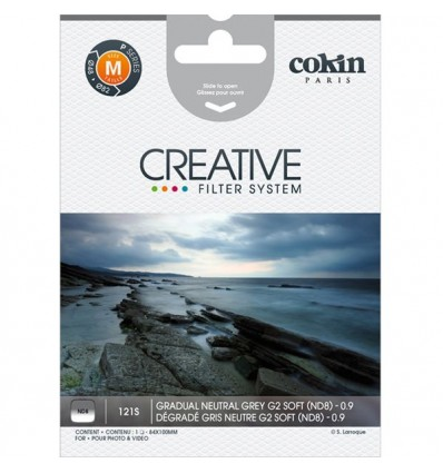 Cokin Grad. Neutral Grey G2 Soft (ND8) 121S