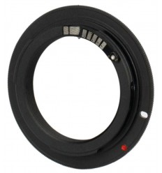 Mount adapter M42 - Canon EOS