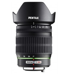 Pentax objektiv smc DA 17-70 mm f/4 AL [IF] SDM